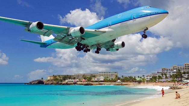 aeropuertos más espectaculares
