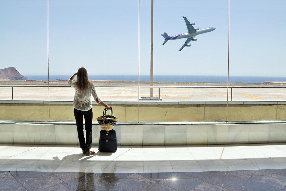 aeropuerto de Sevilla. Qué hacer en caso de huelga