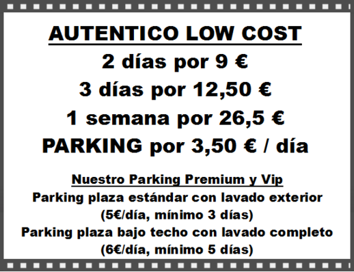 parking aeropuerto sevilla