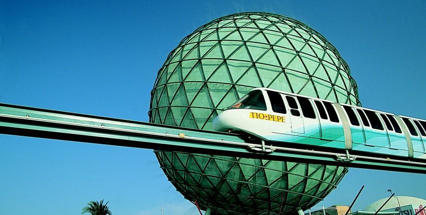 La Expo 92 y su aeropuerto