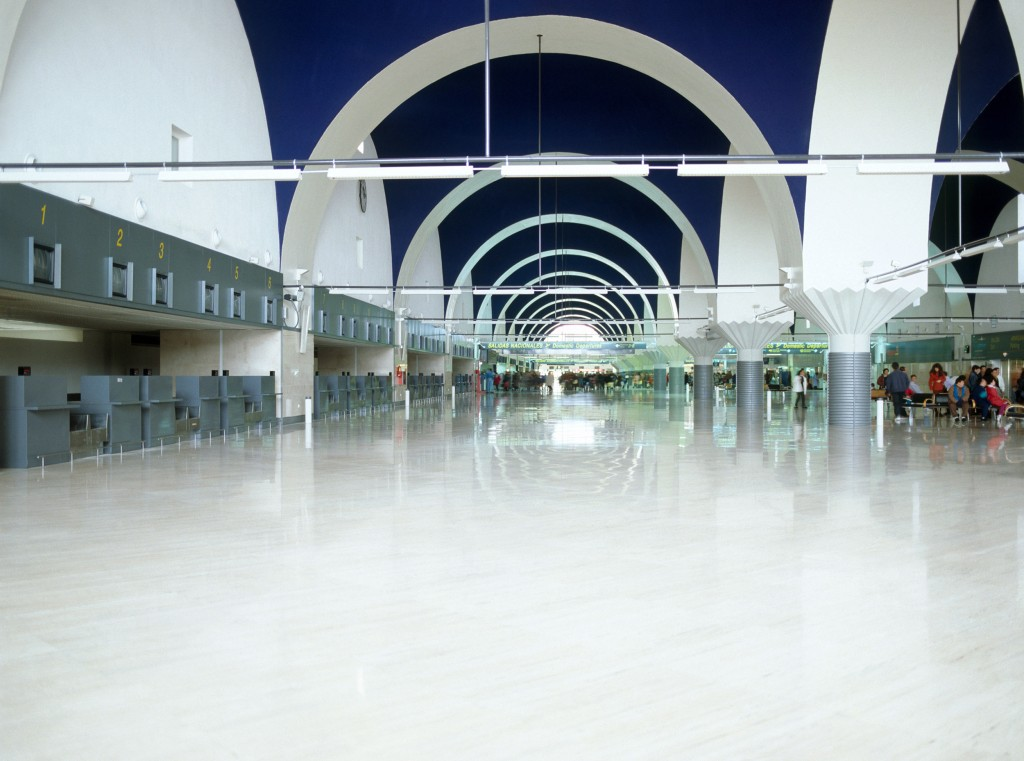 expo 92- aeropuerto de sevilla