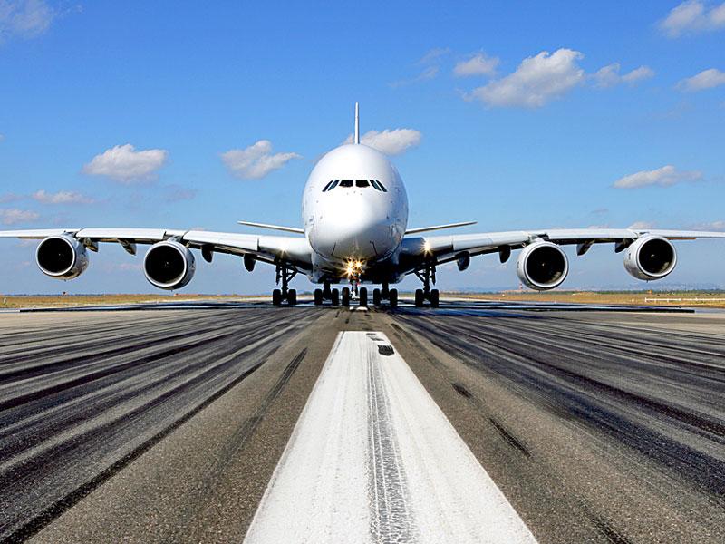 Los aviones de pasajeros más espectaculares del mundo.