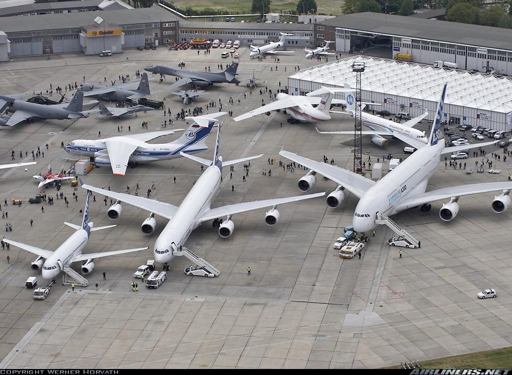 A380, el avión comercial más grande del mundo