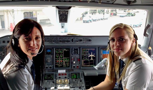 Mujeres piloto españolas que han hecho historia