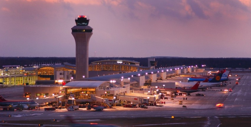 Los mejores aeropuertos para hacer escala