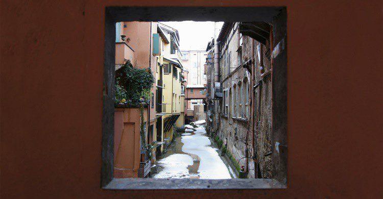finestrella, bolonia, lugar con encanto