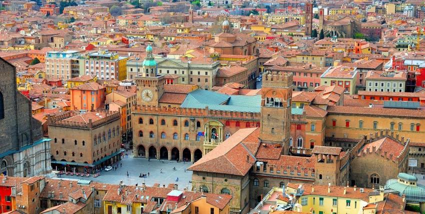 Bolonia, lugar con encanto