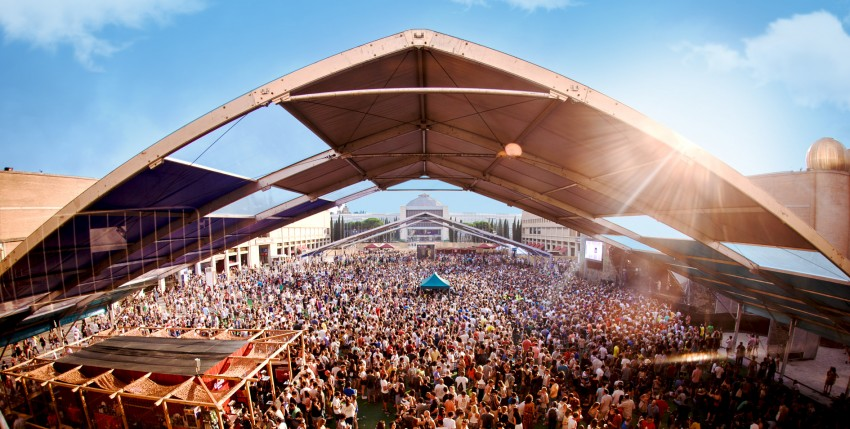 Barcelona en Junio: festivales de música