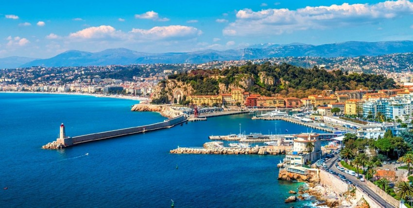 Niza, la joya de la Costa Azul