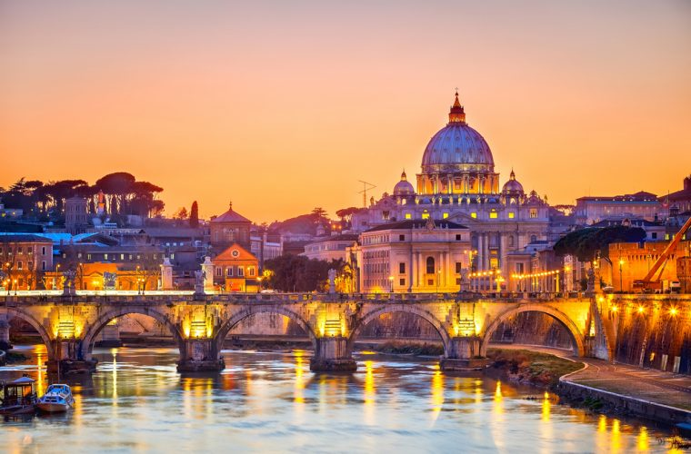 viajes de ultima hora desde sevilla a roma