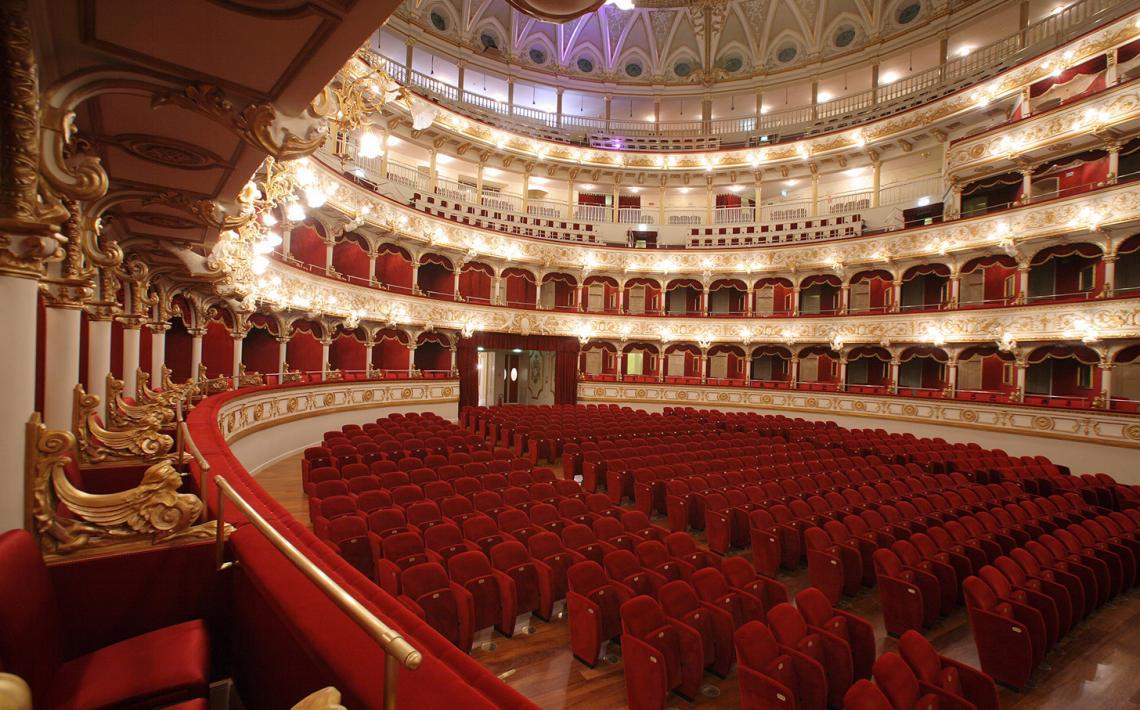teatro petruzelli bari