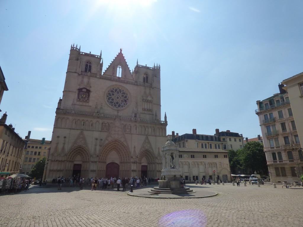 catedral saint jean lyon