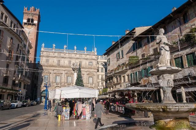 Verona desde Sevilla