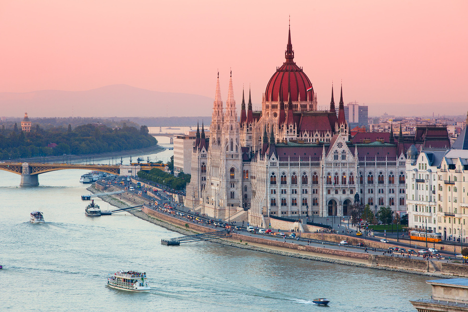 Viajar a Budapest desde Sevilla