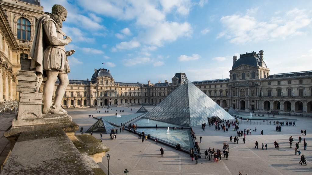 visita el louvre en tu viaje a París