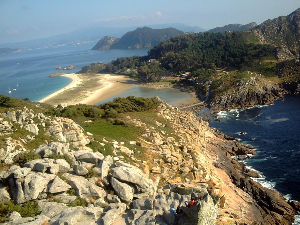 Islas Cies Viajar por España