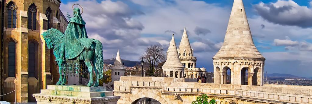 bastion-pescadores viajar a Budapest