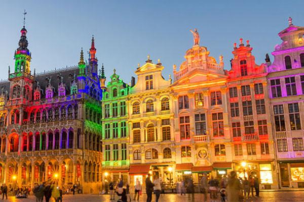 Viajar desde Sevilla a Bruselas