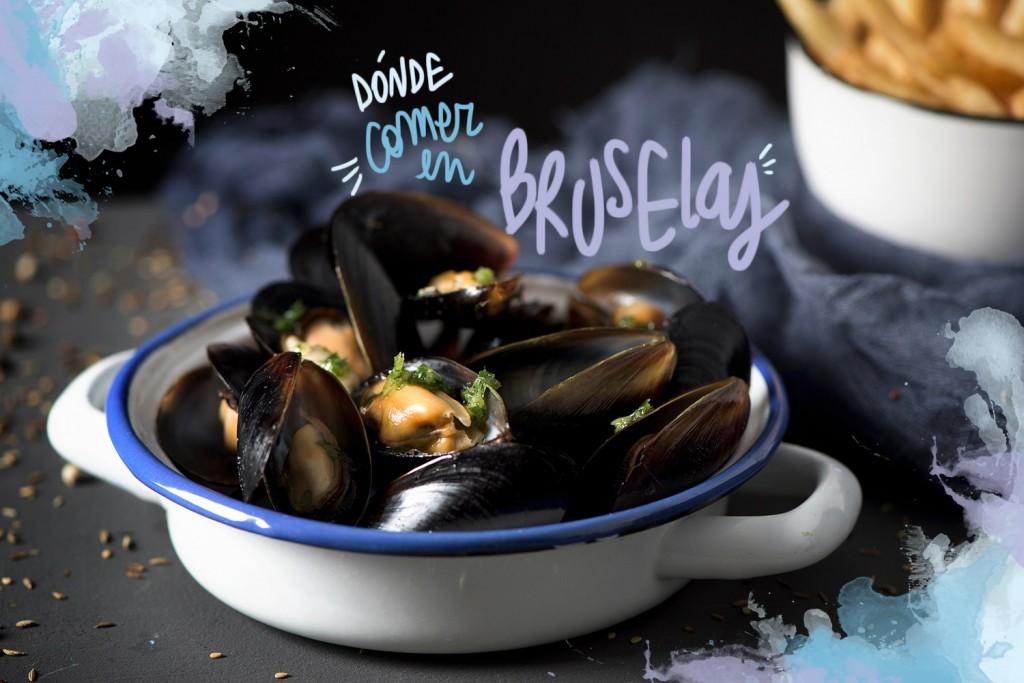 que comer si vas a Viajar desde Sevilla a Bruselas