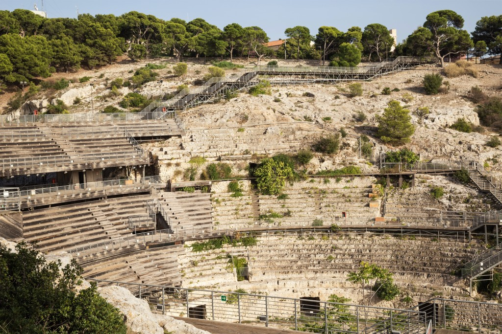 Cagliari y su anfiteatro romano