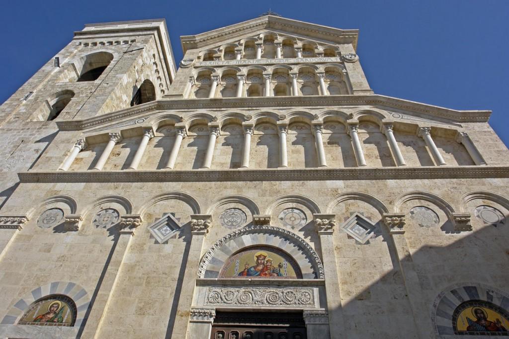 La Catedral de Santa María de Cagliari