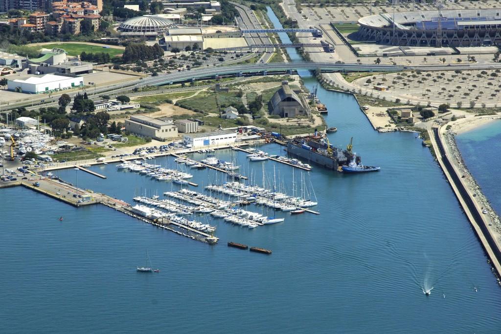 El Puerto de Cagliari