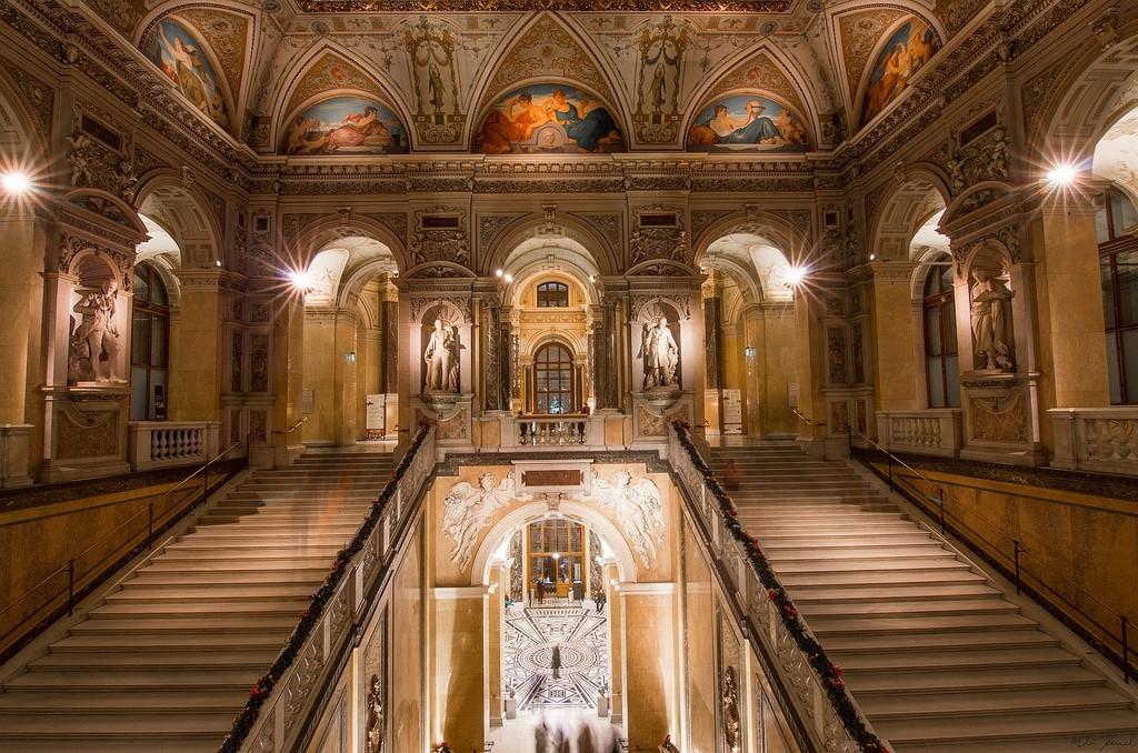 El Museo de Historia Natural de Viena