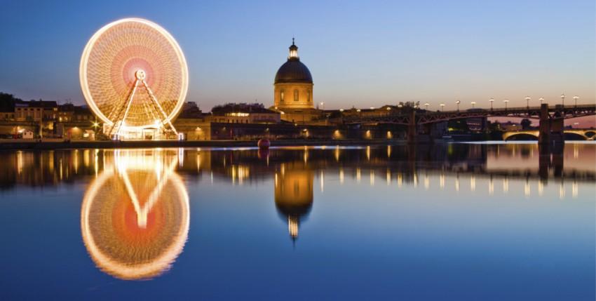 Viajes a Toulouse desde Sevilla
