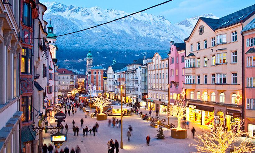 austria parking aeropuerto sevilla destinos invernales