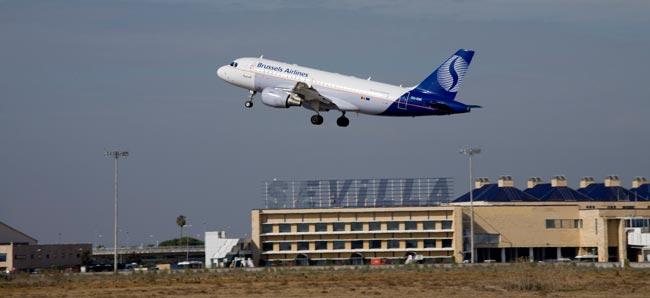 El Aeropuerto de Sevilla se digitaliza