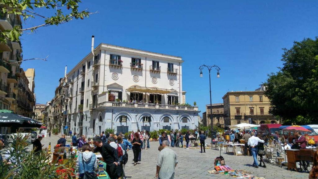 piazza marina Palermo