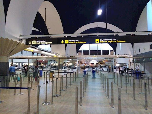 aeropuerto sevilla digitalización