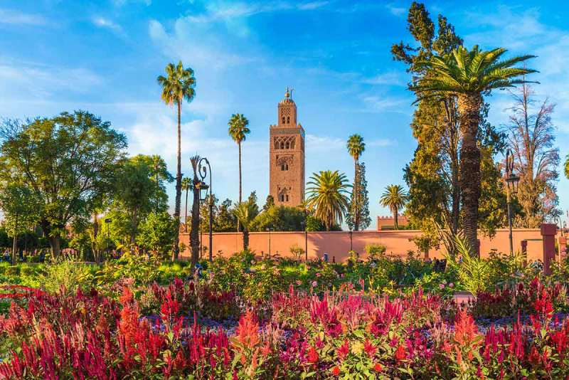 que ver si viajo a marruecos desde sevilla
