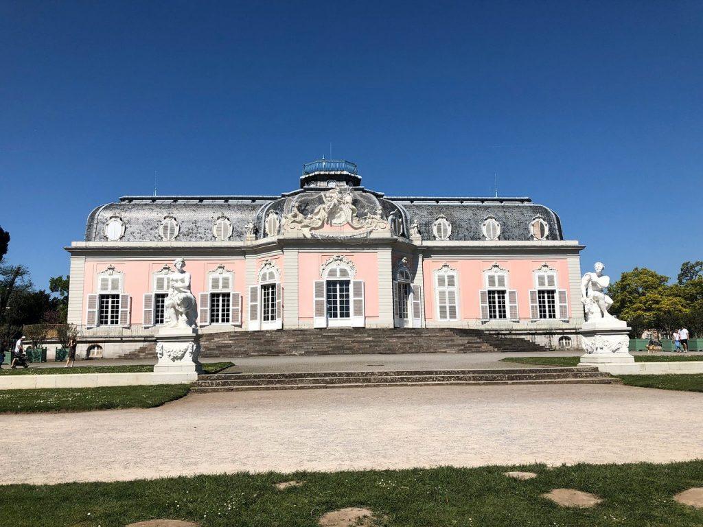 Palacio de Benrath de Dusseldorf