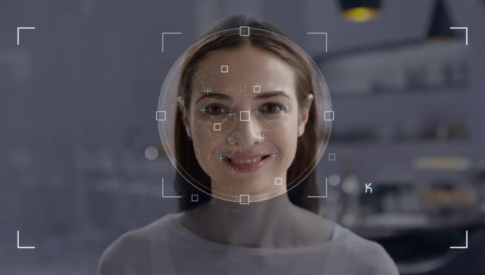 reconocimiento facial en aeropuerto