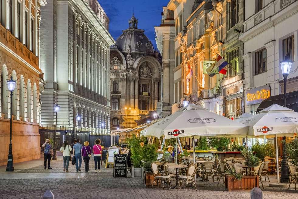 nueva ruta Sevilla - Bucarest