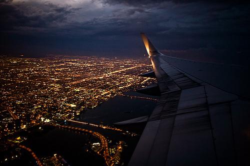 vuelos desde Sevilla