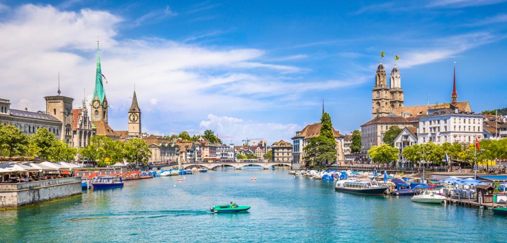 viajes a Suiza: qué ver en Zúrich
