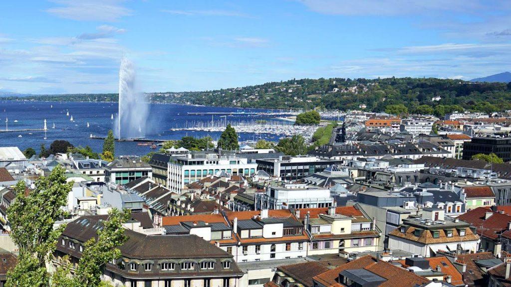Viajes a Suiza: qué ver en Ginebra
