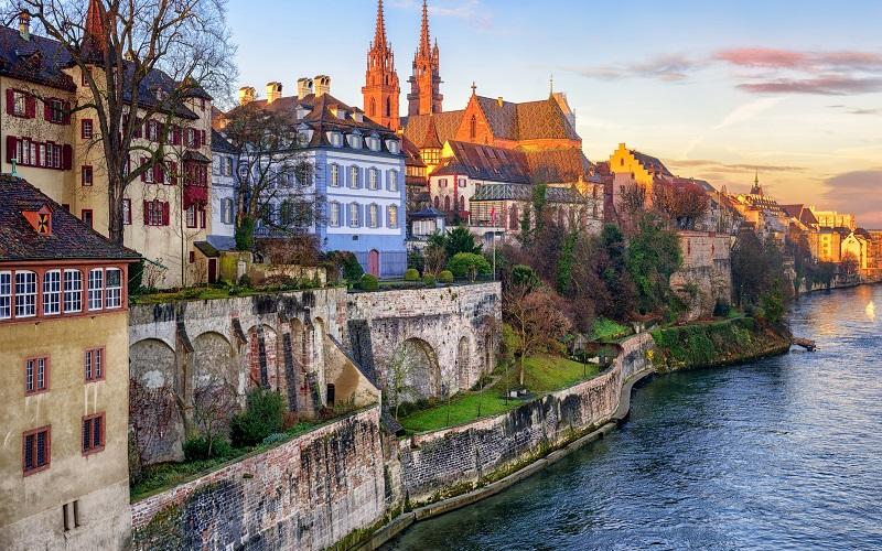 viajes a Suiza: qué ver en Basilea