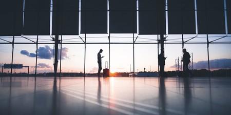 aeropuertos vacios trafico aereo