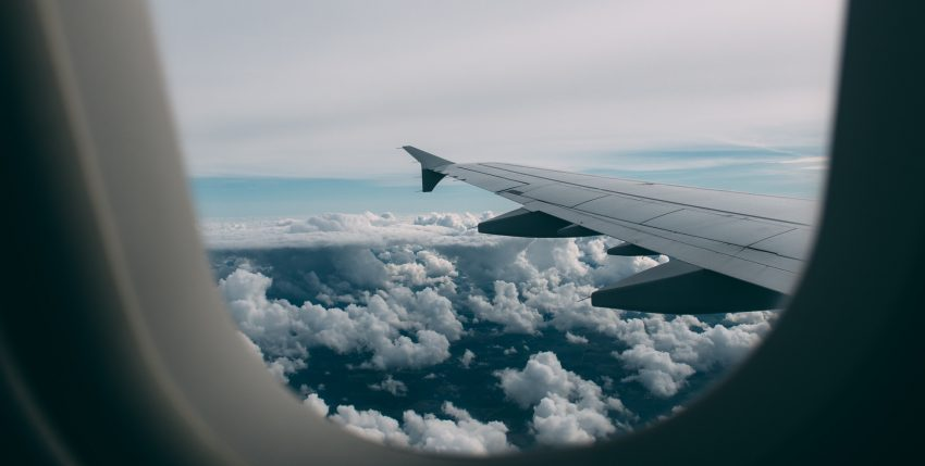 El tráfico aéreo de 2020 en España